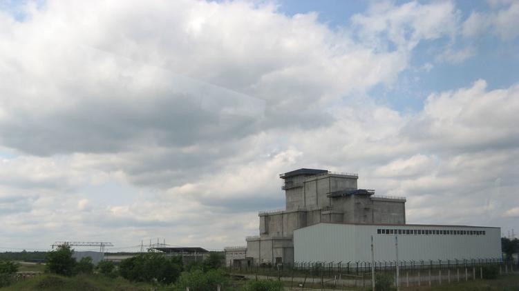 Наземное временное хранилище для ядерных отходов, фото: gameru.net