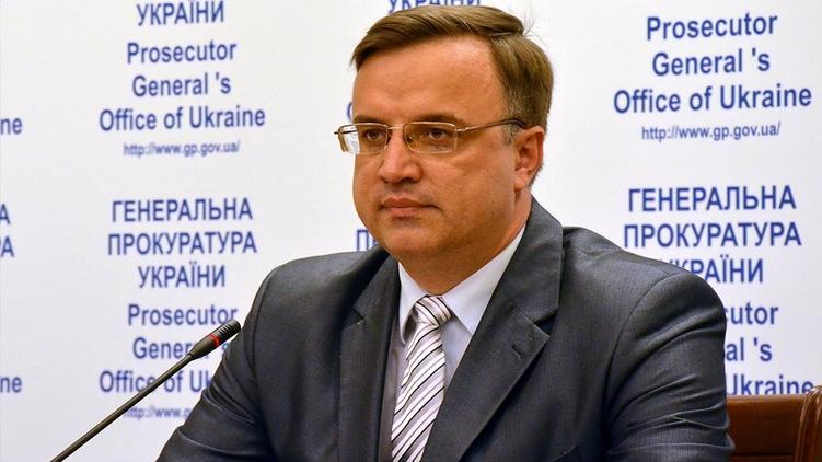 На конференции уже посыпались обвинения в адрес и.о. генпрокурора Юрия Севрука, segodnia.org