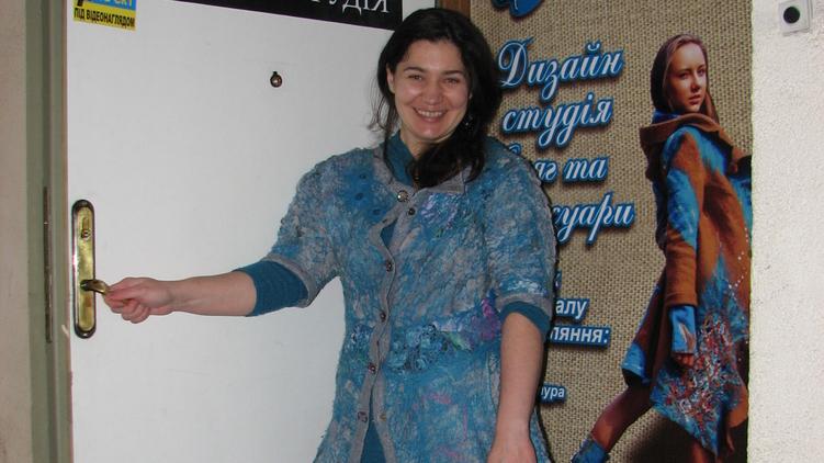 Львовянка Наталья Король, народный предприниматель, не боится фискалов, Александр Сибирцев,