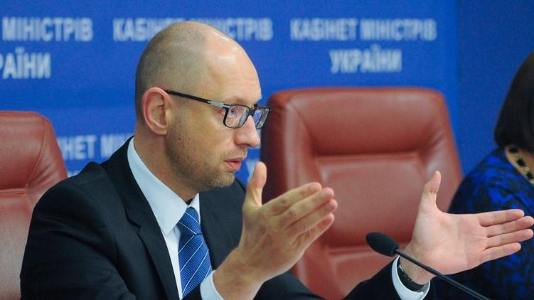 Премьер-министр Украины Арсений Яценюк, фото: facebook.com/yatsenyuk.arseni