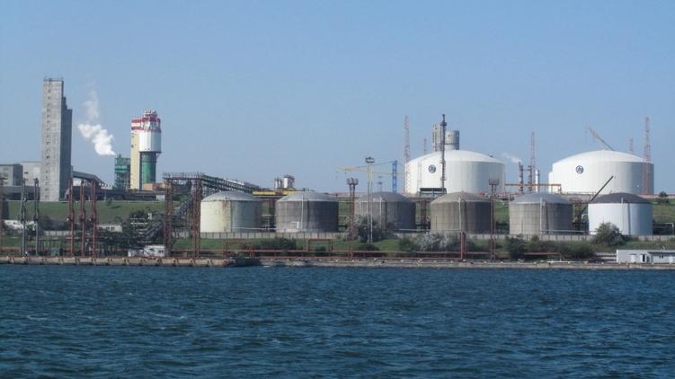 Одесский припортовый завод, фото: Терлюк Александр,