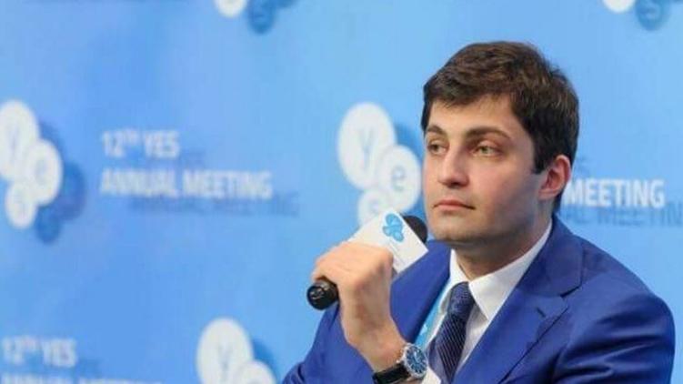 Давид Сакварелидзе, Украинские новости