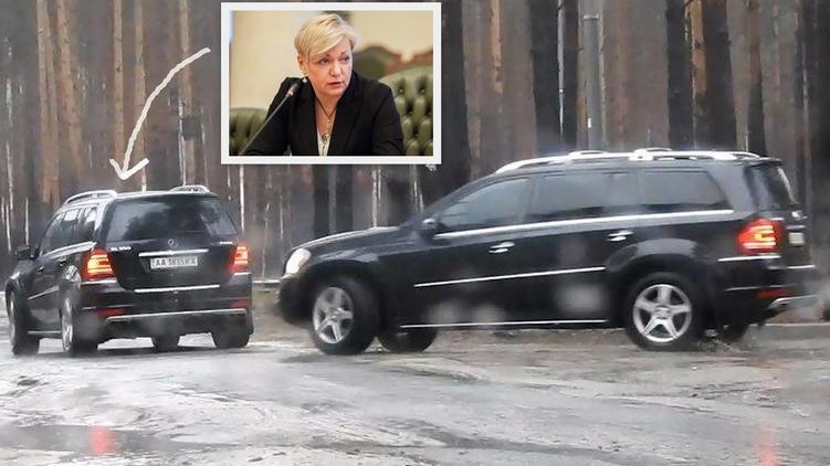 Глава НБУ ездит на бронированном Mercedes, Изым Каумбаев,