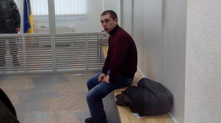 Олейник в ожидании вердикта суда