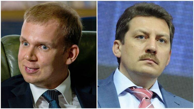 Вместо Сергея Курченко промышленность ОРДЛО будет курироваь Евгений Юрченко. Коллаж