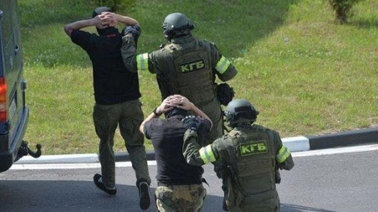 Захват вагнеровцев в Минске летом 2020 года