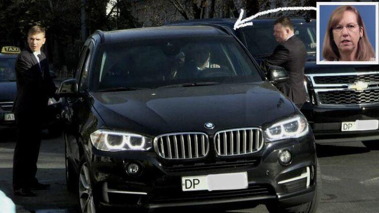 Машины, на которых была замечена Кристина Квин, фото: Изым Каумбаев,