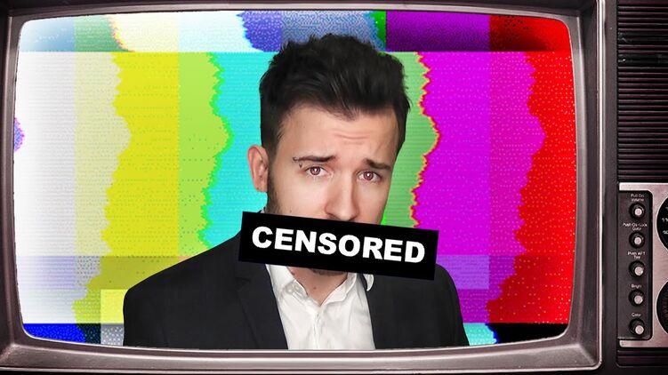 Наступление на свободу слова в Украине продолжается. Скриншот