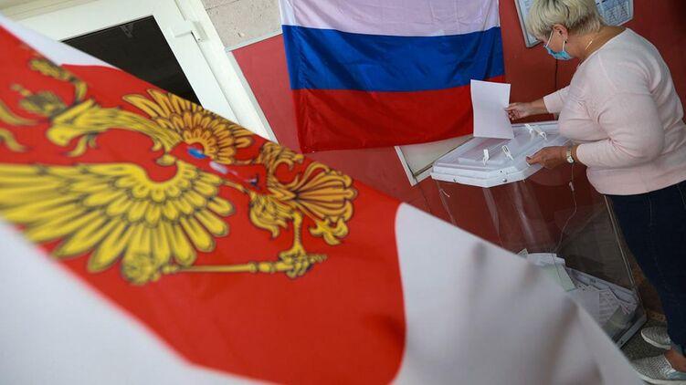 Какие последствия для Украины будут иметь выборы в Госдуму России. Фото: Ведомости