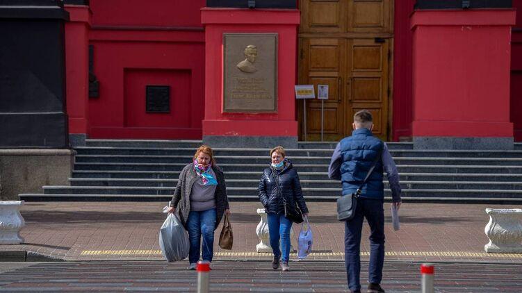 Локдаун в Киеве может начаться уже в октябре. Фото
