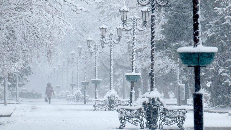 Из-за морозов в Украине могут начаться глобальные проблемы с электроэнергией и отоплением
