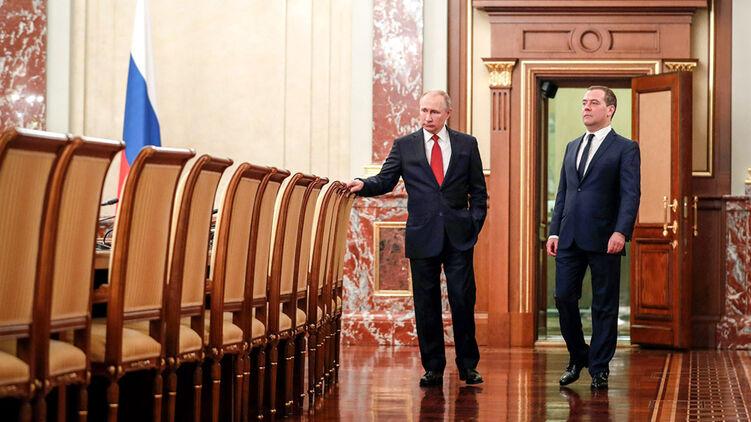 Дмитрий Медведев написал резкую статью об Украине. Фото ТАСС