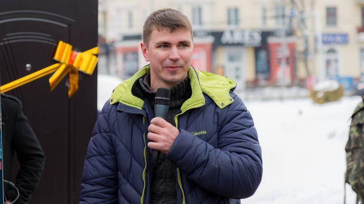 За округ покойного Антона Полякова (на фото) разворачивается серьезная борьба, фото: facebook.com/anton.polyakov.98