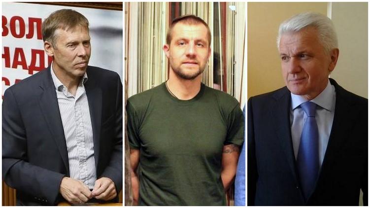 Соболев, Гаврилюк и Литвин уже отчитались перед налоговой, фото: facebook.com