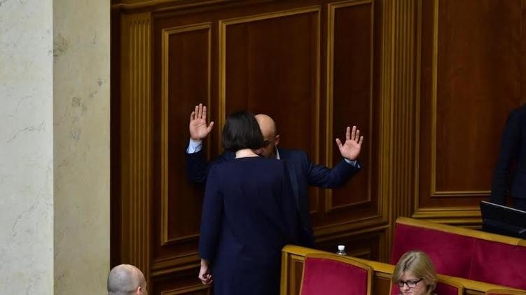 Татьяна Черновол ради принятия закона даже ввязалась в драку, фото: Аркадий Манн,
