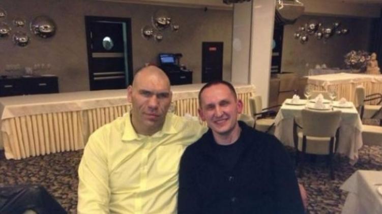 Поводом для отставки начальника полиции стало совместное фото с Валуевым, Facebook