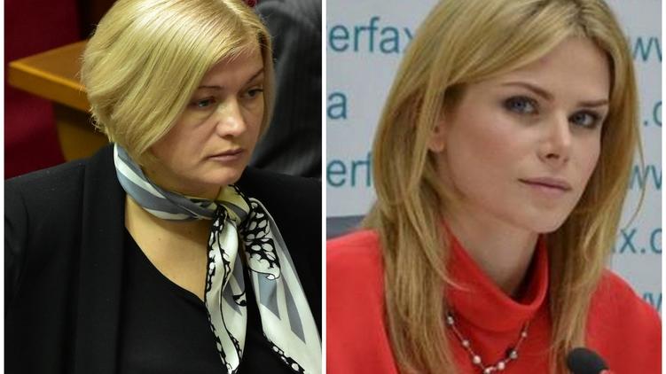 Коллеги по парламенту Ирина Луценко и Татьяна Донец предпочитают вещи класса люкс