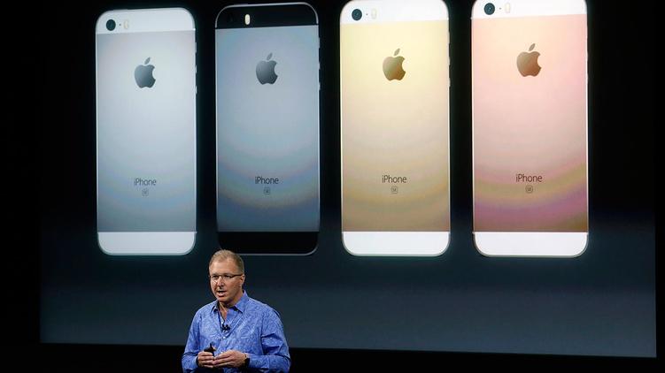 Apple представил новый iPhone и iPad, фото: АР