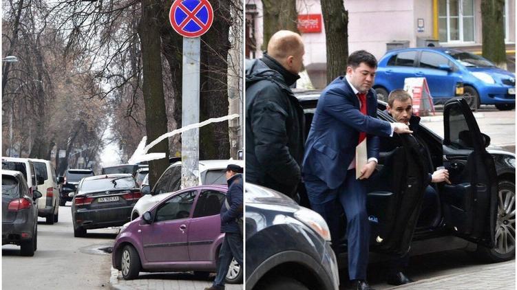 Чиновник ездит на седане, которого нет в его налоговой декларации, фото: Аркадий Манн,