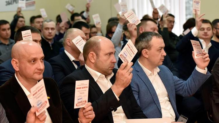 Блок Петра Порошенко, изгнав из своей парламентской фракции двоих депутатов, создал серьезный прецедент, фото: страница БПП в Фейсбуке