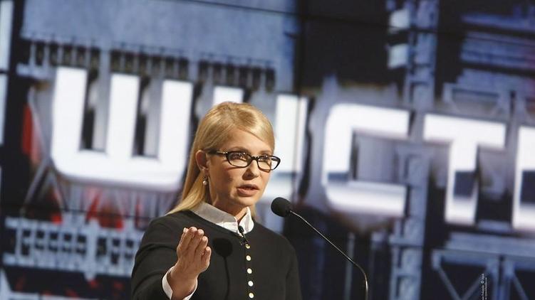 Лидер Батькивщины Юлия Тимошенко ведет переговоры методом ультиматумов, фото: Facebook/Юлия Тимошенко