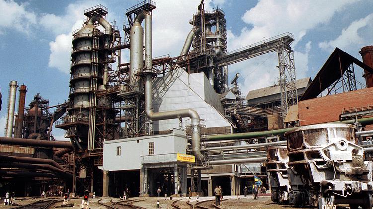 Главным поставщиком валюты в Украину остается металлургическая отрасль страны, reporter.dn.ua