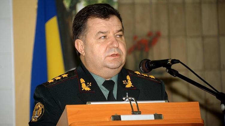 Генерал армии Степан Полторак не задекларировал ни одного автомобиля, фото: facebook.com
