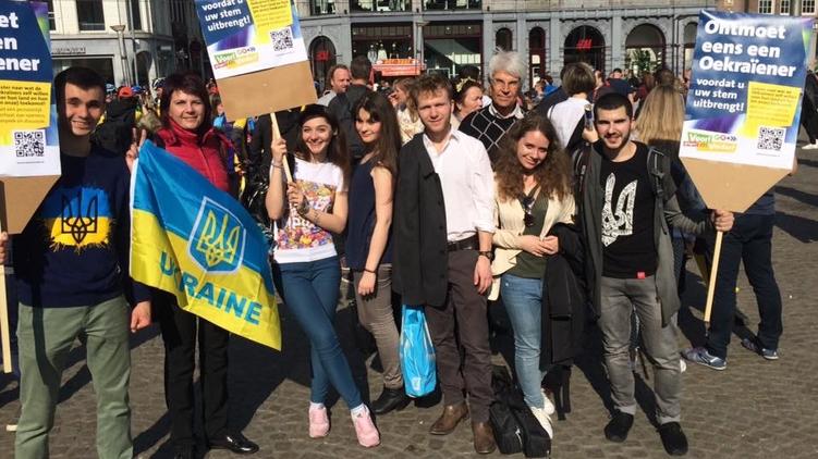 Почему в Голландии против ассоциации Украины и ЕС. Фото: facebook.com /Саляр Али