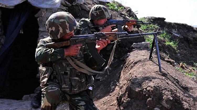 Азербайджан укрепляет отвоеванные у армян позиции, видимо, предвидя продожение боев, фото vesti.az