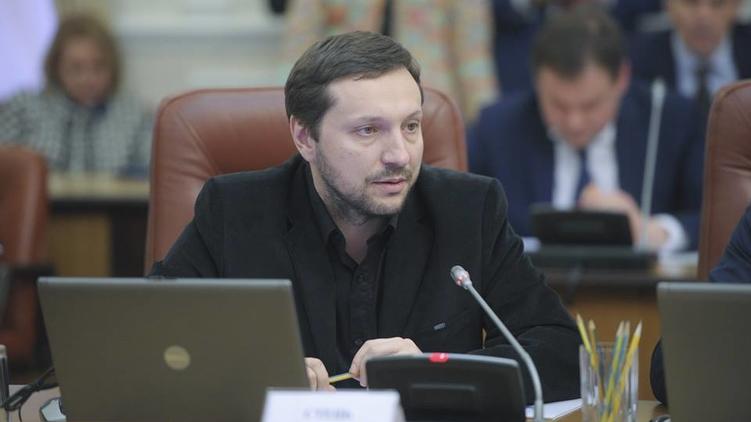Юрий Стець министр информационной политики,