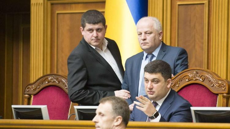 Гройсман вместо Ковальчука поведет в Кабмин Кубива, Фото: Голос Украины