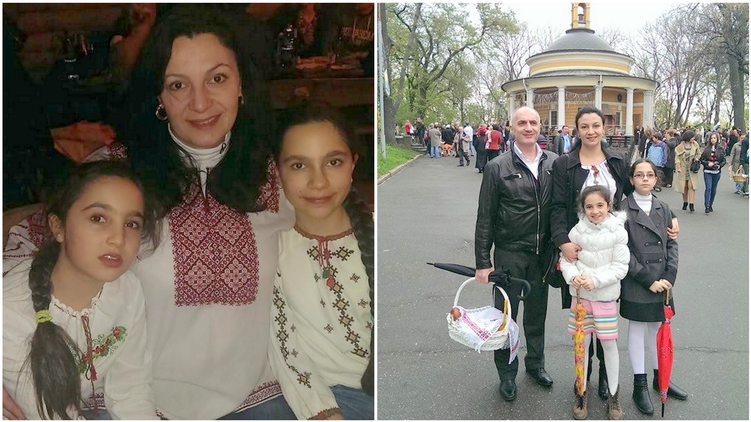Иванна и Арчил женаты более 15 лет, фото: facebook.com