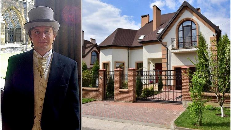 Руководитель Министерства финансов живет один на 290 кв. м., фото: facebook.com, Аркадий Манн,
